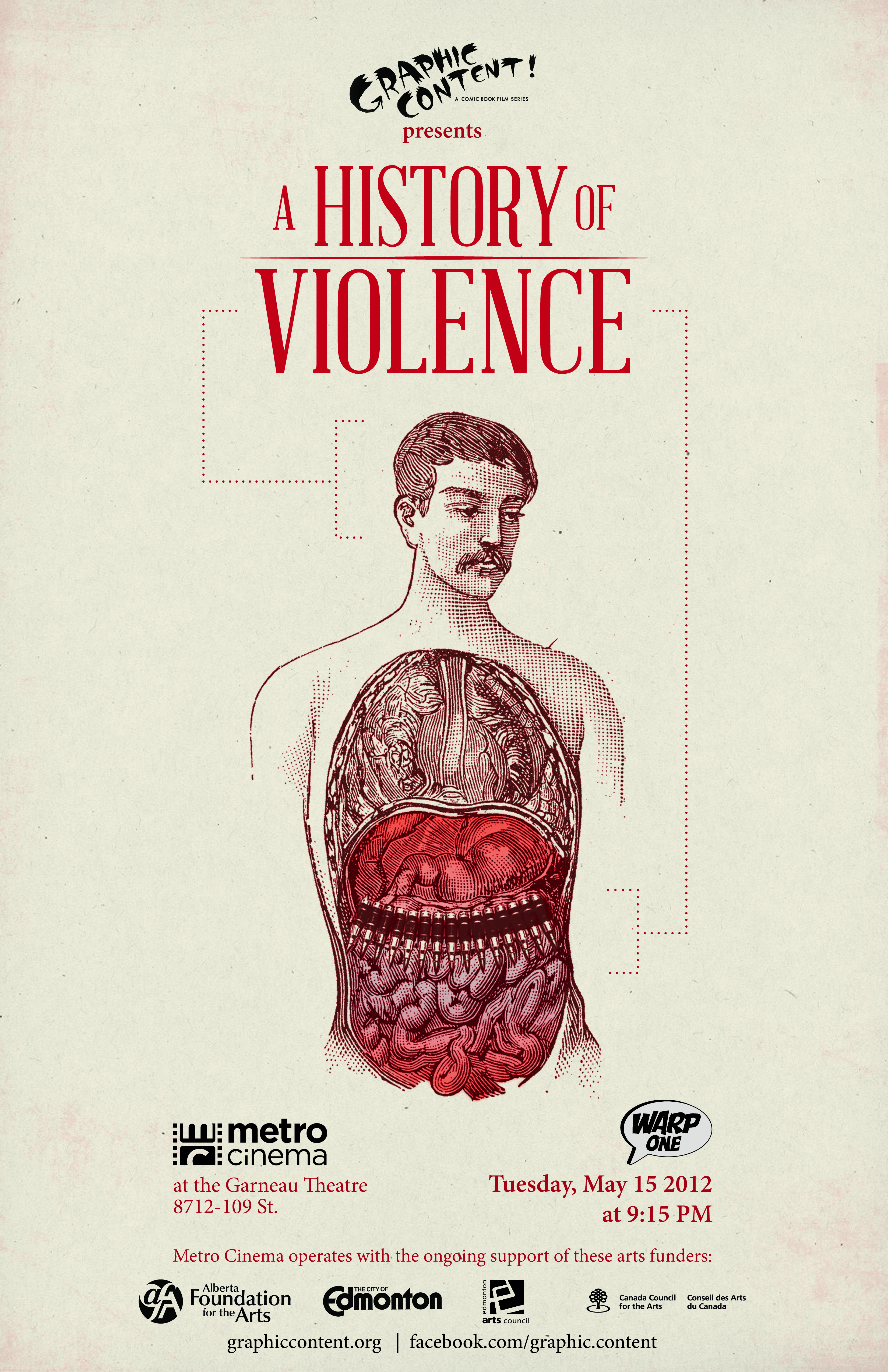A History Of Violence – David Cronenberg – 2005 | bookofdread