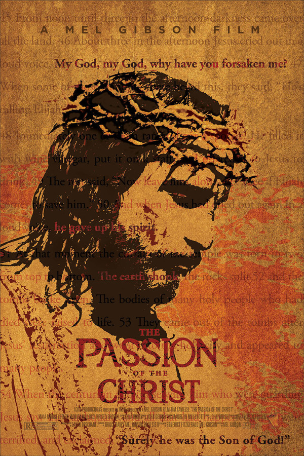 essay on passion of the christ