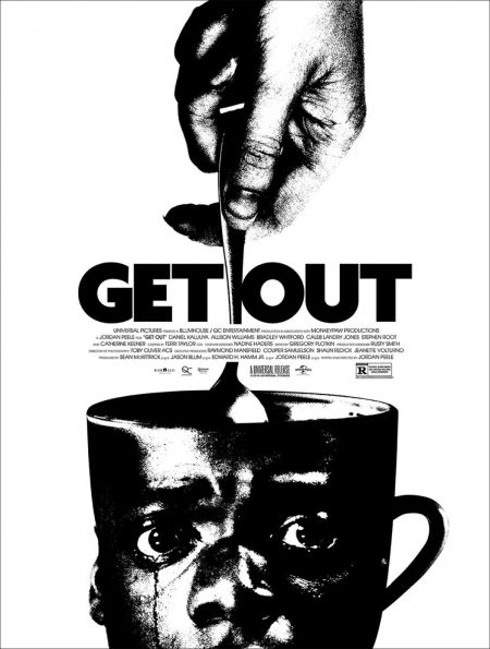 Get Out by Jay Shaw